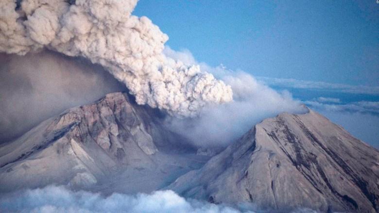 Retro: Hace 40 años estalló el monte Santa Helena