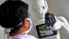 Robots de servicio durante la pandemia del covid-19