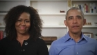 Sesión de cuentos infantiles con Barack y Michelle Obama