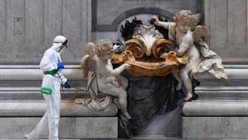 Así se prepara el Vaticano para reabrir a los fieles