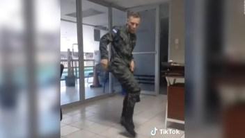 Militar hondureño dado de baja  por video de TikTok  da su versión