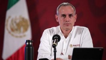 López-Gatell reprueba supuestas fiestas para contagiarse de covid-19