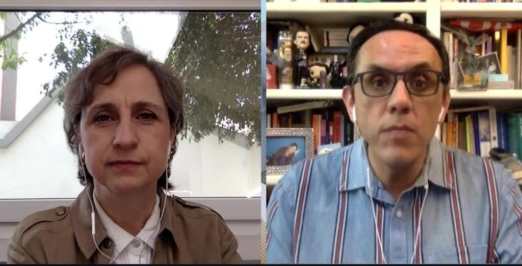 Alberto Chimal: Vivimos la desatención de los gobiernos