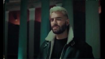 Maluma lanza un nuevo videoclip