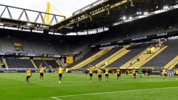 La Bundesliga marcó regreso del fútbol en tiempos de pandemia