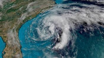Arthur, la primera tormenta tropical de la temporada de 2020