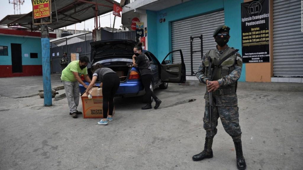 Guatemala, a punto de finalizar la cuarentena ¿Cómo les fue?