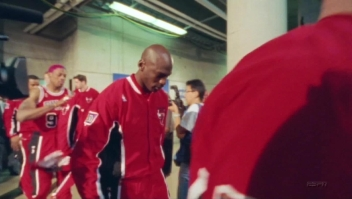"""Michael Jordan reveló qué tenía en el """"juego de la gripe"""""""