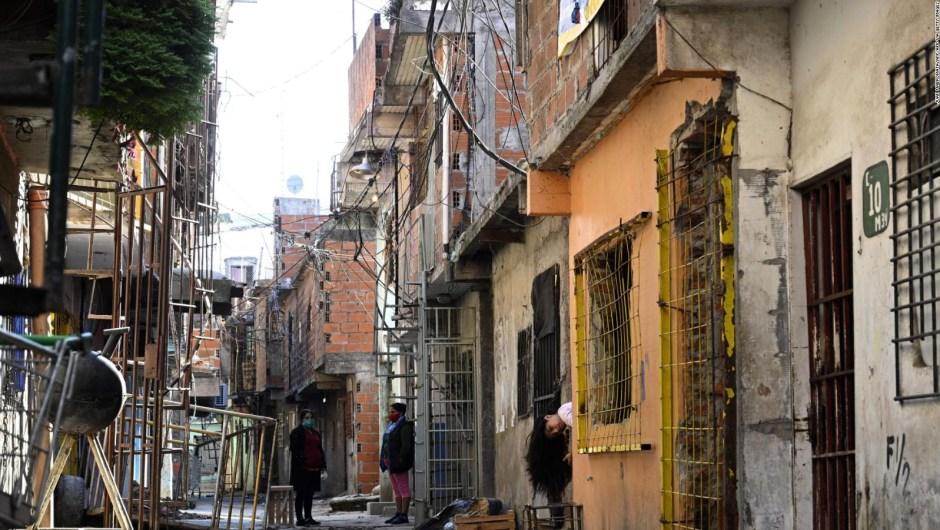 Argentina: el avance del covid-19 en barrios vulnerables