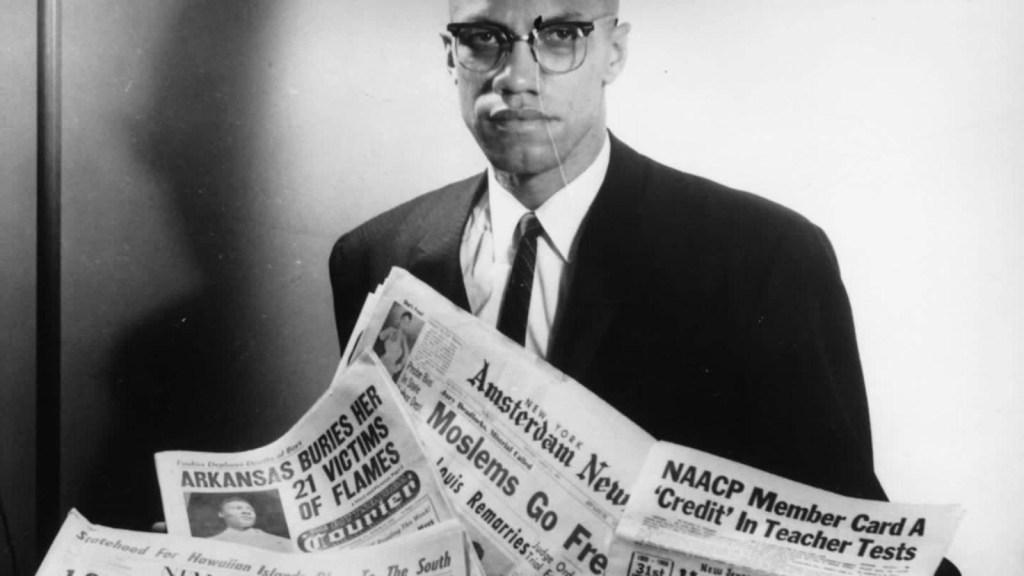 Un día como hoy nacía el activista Malcom X