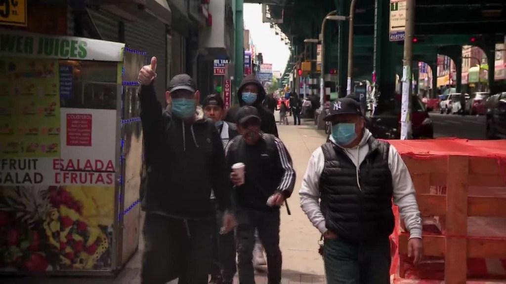 Nueva York: Hispanos y negros, más golpeados por covid-19