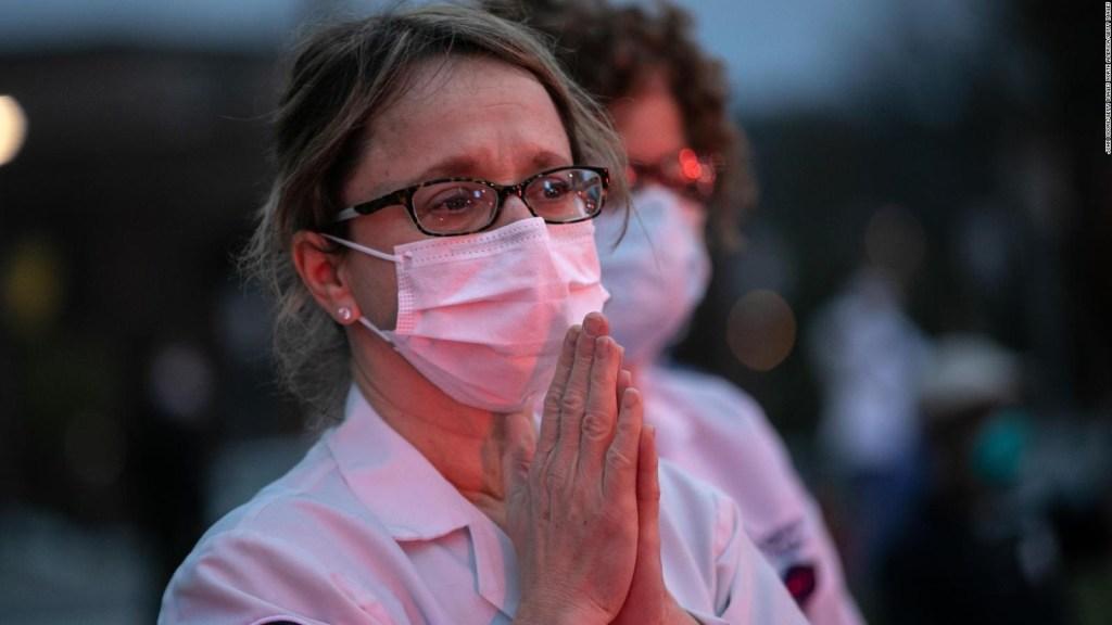 Efectos de la pandemia en la salud mental de médicos y enfermeras