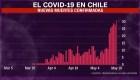 Chile reporta el día con más casos y muertes por covid-19