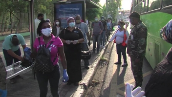 Rep. Dominicana inicia reapertura pese a miles de contagios