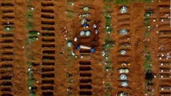 ¿Está Brasil perdiendo la batalla contra el covid-19?