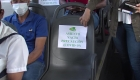 Covid-19: República Dominicana toma medidas en transporte
