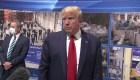 Trump dice que usó mascarilla en visita privada a Ford