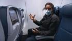 Covid-19: cómo volar seguro y otros consejos del Dr. Gupta