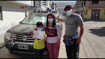 Más de 100 argentinos varados en Perú por la pandemia