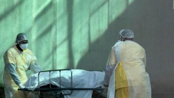 Brasil reporta las peores cifras de covid-19 en América Latina
