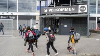 Las claves de la reapertura escolar en Dinamarca