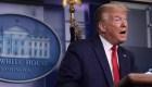 La forma atípica del presidente Trump de hacer política