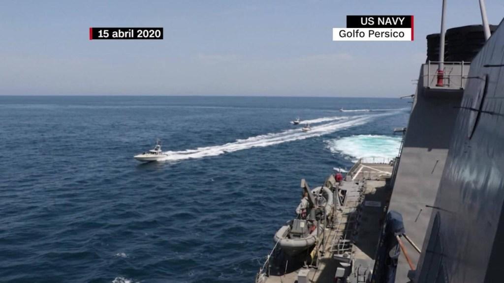 Irán lanza advertencia a EE.UU. por barcos rumbo a Venezuela