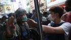Incidentes en Hong Kong