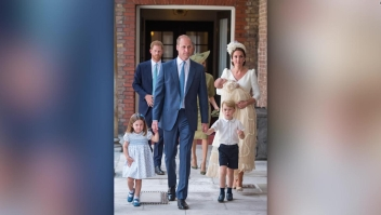 Príncipe Guillermo confiesa cómo se sintió al convertirse en padre