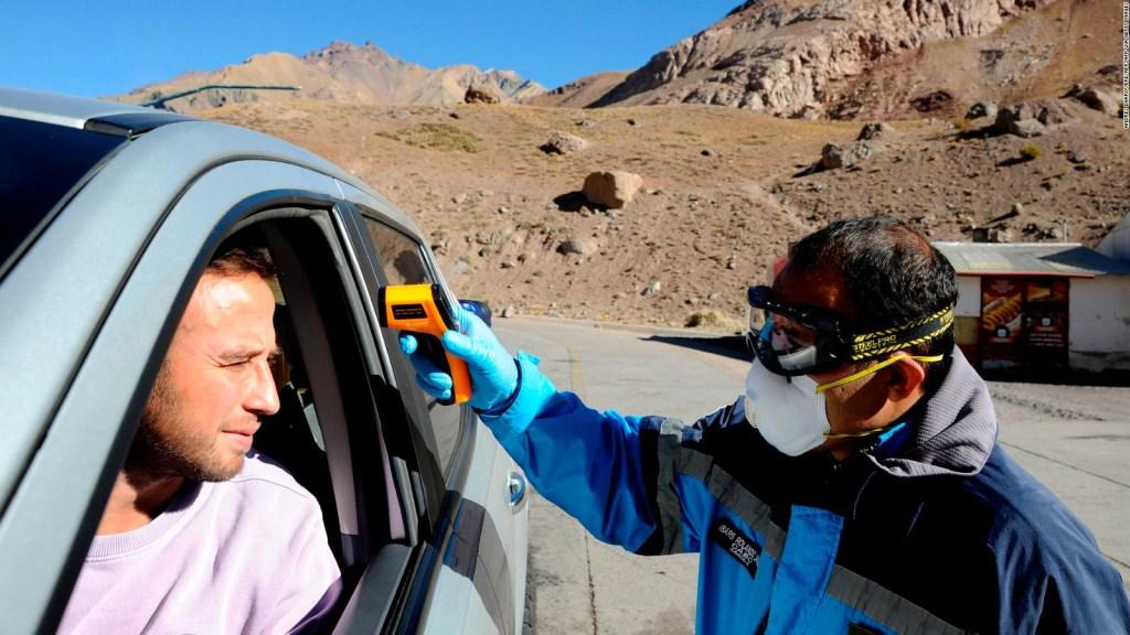 Proyecciones de reapertura de fronteras con Chile
