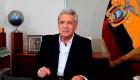 Lenín Moreno inicia el último año en el poder