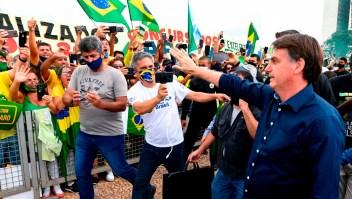 Llamados a juicio político contra Jair Bolsonaro