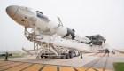 NASA y SpaceX lanzan misión tripulada