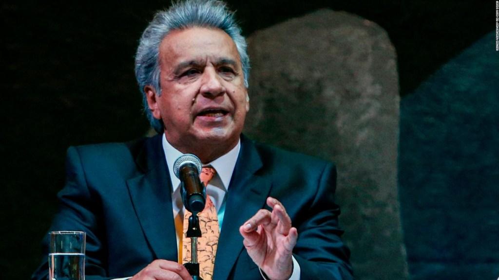 """Vicente Albornoz: """"La economía ecuatoriana está en terapia intensiva"""""""