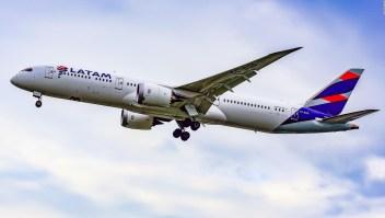 Latam Airlines busca apoyo de gobiernos para su rescate