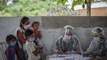El covid-19 llega a las zonas menos pobladas de Brasil