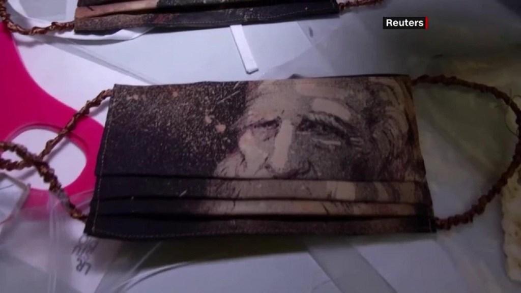 Museo presenta una muestra de mascarillas