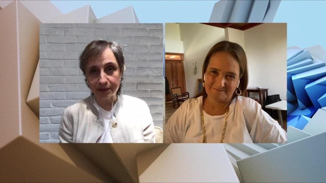 """Patricia Armendáriz: """"Los consumidores pensarán más antes de gastar"""""""