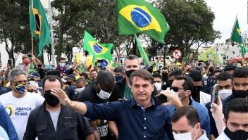 Bolsonaro, en la mira del mundo por el manejo de covid-19