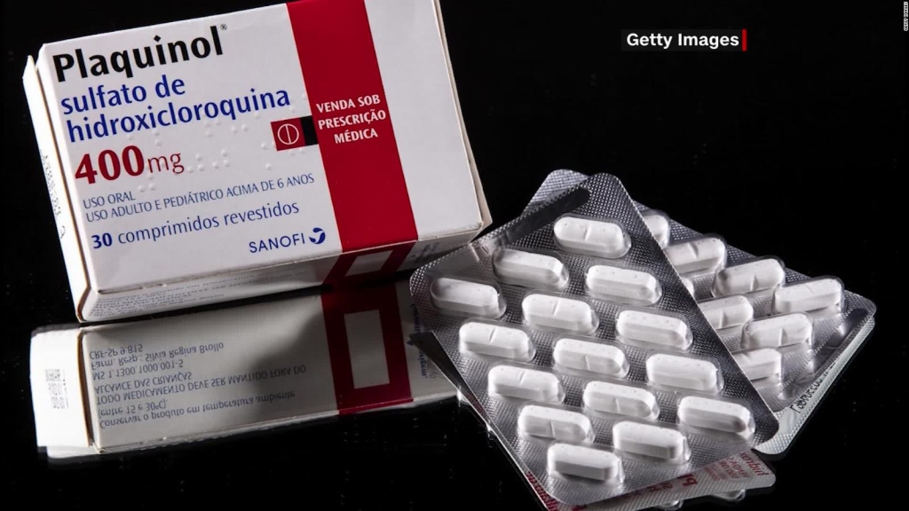 Francia prohíbe el uso de la hidroxicloroquina