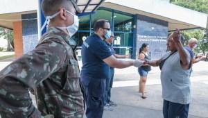 Los casos de covid-19 en la frontera Uruguay-Brasil