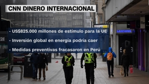 El rescate europeo, las emisiones y las precauciones por el covid-19