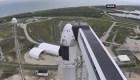 Por mal tiempo cancelan lanzamiento del Falcon 9