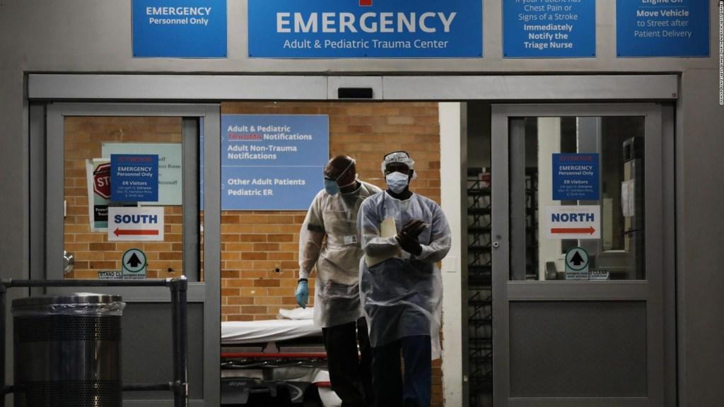EE.UU. supera las 100.000 muertes por covid-19