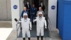 SpaceX: cómo fue el primer intento de lanzamiento