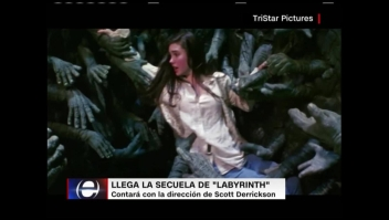 """Hollywood trabaja en la secuela de la popular película de los ochenta """"Labyrinth"""""""