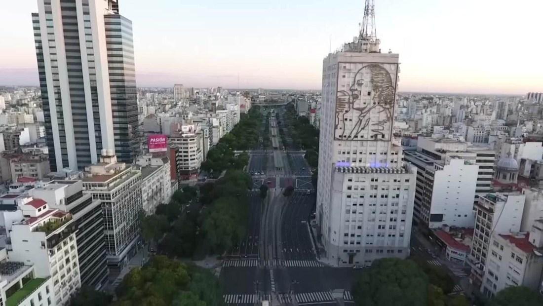 El coronavirus complica más a la economía de Argentina