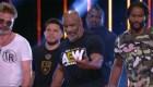 Mike Tyson y Henry Cejudo arman pleito en la lucha libre