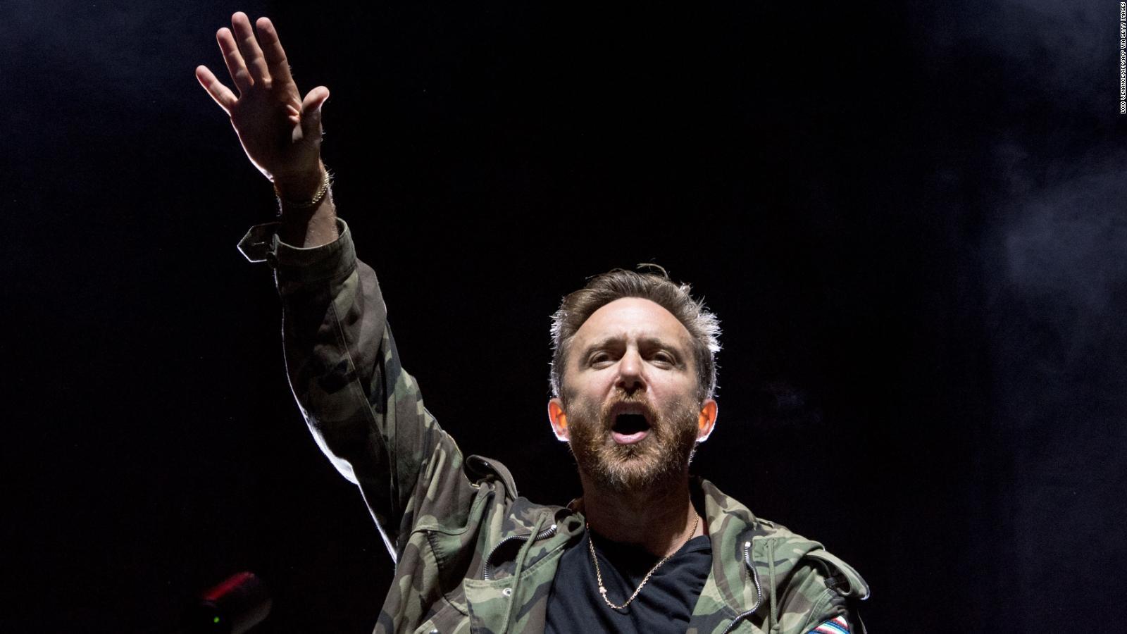 David Guetta hará un concierto benéfico desde una terraza en Nueva York |  Video | CNN