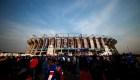 Un día como hoy, pero de 1966, se inaugura el Estadio Azteca